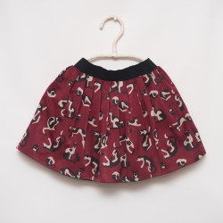 gonna - skirt - CATS ON BORDEAUX - OttO BE Milano