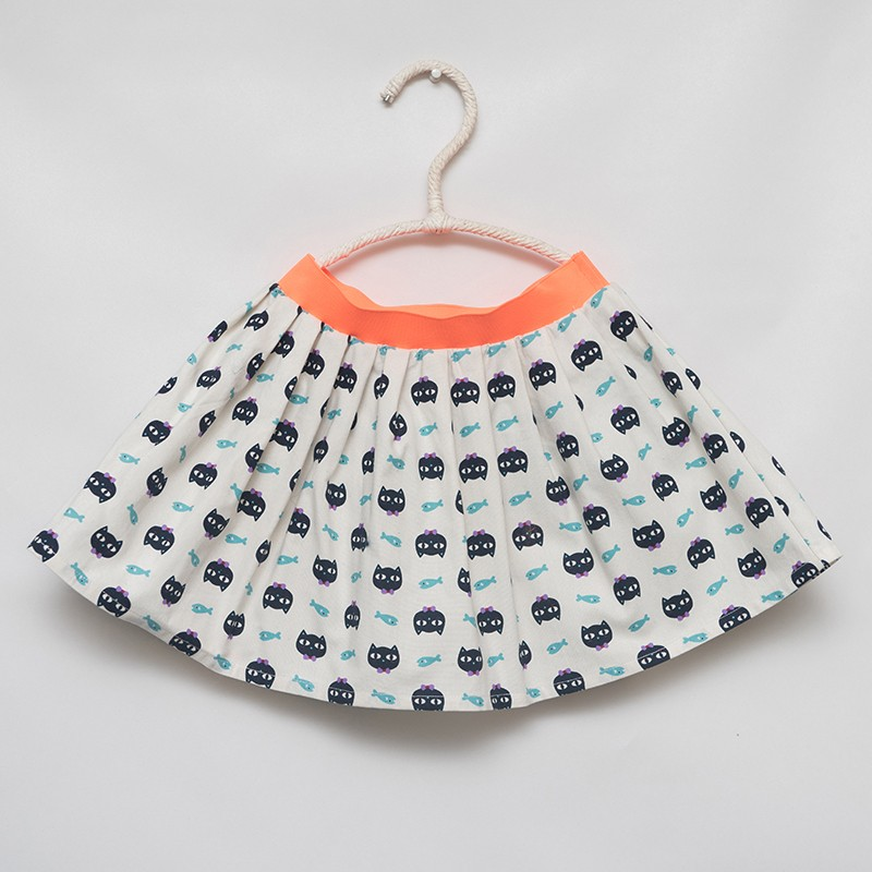 gonna - skirt - BLACK CAT AND BLU FISH - OttO BE Milano