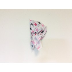 BANDANA - RABBIT ON PINK - OttO BE Milano