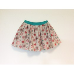 gonna - skirt - MURRINE ON SAND COLOUR - OttO BE Milano