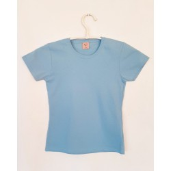 T-SHIRT LIGHT BLUE - OttO BE Milano