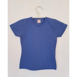 T-SHIRT BLUE FRONTE - OttO BE Milano