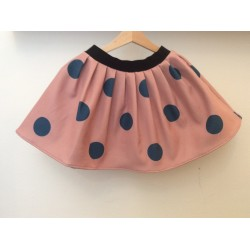 G1 - T314 BIG DOTS ON PINK