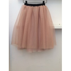 G6 - T307 PLAIN LAME TULLE...